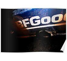 BF Goodrich Poster