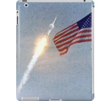 Lift Off - Apollo 11 Artwork / Digital Painting iPad Case/Skin