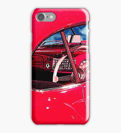 Cisitalia 202 iPhone Case/Skin