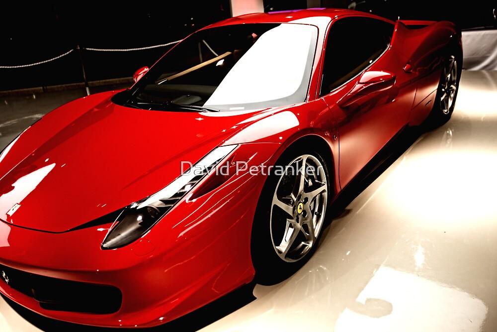 Ferrari 458 Italia by David Petranker