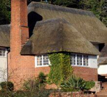 The Drum Inn, Cockington Village Sticker