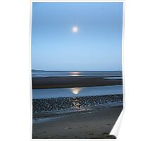 By Moon Light Poster