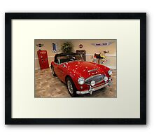 All the Toys Framed Print