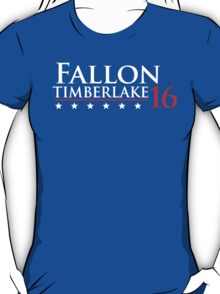 Fallon for President 16 T-Shirt