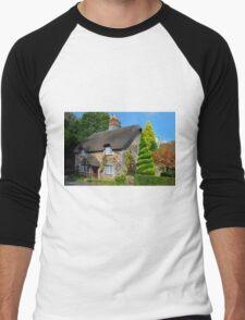 Ashwell Lodge, Devon Men's Baseball ¾ T-Shirt