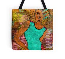 This Artist Speaks Truth Tote Bag