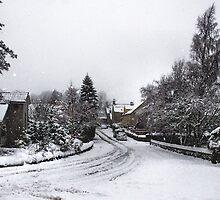 Whitehouse Road - Kirknewton by Chris Clark