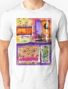 Cheery Thoughts - Warm Wishes Unisex T-Shirt