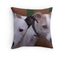 Mum and Dad to Be Throw Pillow