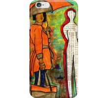 WE Can ENDURE All Kinds of Weather iPhone Case/Skin