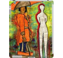 WE Can ENDURE All Kinds of Weather iPad Case/Skin