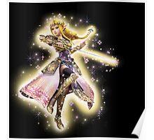 Princess Zelda ~ Razzle Dazzle Poster