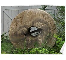 Gristmill Stone Poster