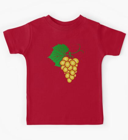 Grape Kids Tee