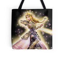 Princess Zelda ~ Razzle Dazzle Tote Bag