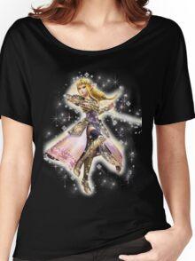 Princess Zelda ~ Razzle Dazzle Women's Relaxed Fit T-Shirt