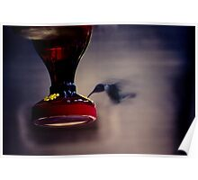 Hum-blur Poster
