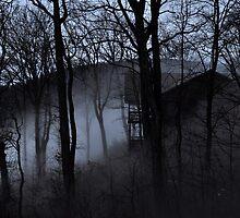 Haunted Cabin by Joel Hall