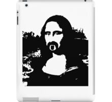 Frank Zappa Mona Lisa iPad Case/Skin