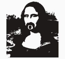 Frank Zappa Mona Lisa by lamusica