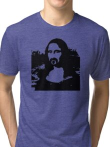 Frank Zappa Mona Lisa Tri-blend T-Shirt