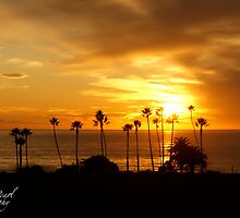 sunset at pismo beach, ca by ppearlphotos