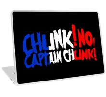 Chunk! No Captain Chunk! Laptop Skin