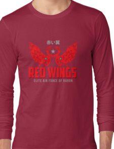 Baron Red Long Sleeve T-Shirt