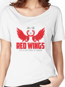 Baron Red Women's Relaxed Fit T-Shirt