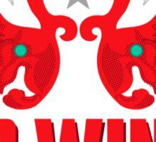 Baron Red Sticker