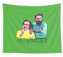 Tittybiscuits Wall Tapestry