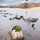 Stac Pollaidh from Loch Lurgainn by Christopher Cullen