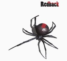 Redback by Rick Edwards