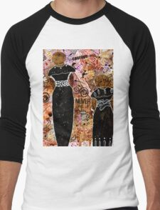 Standing Steadfast in LOVE and Kindness Men's Baseball ¾ T-Shirt