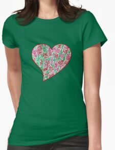 Artistic Heart T-Shirt