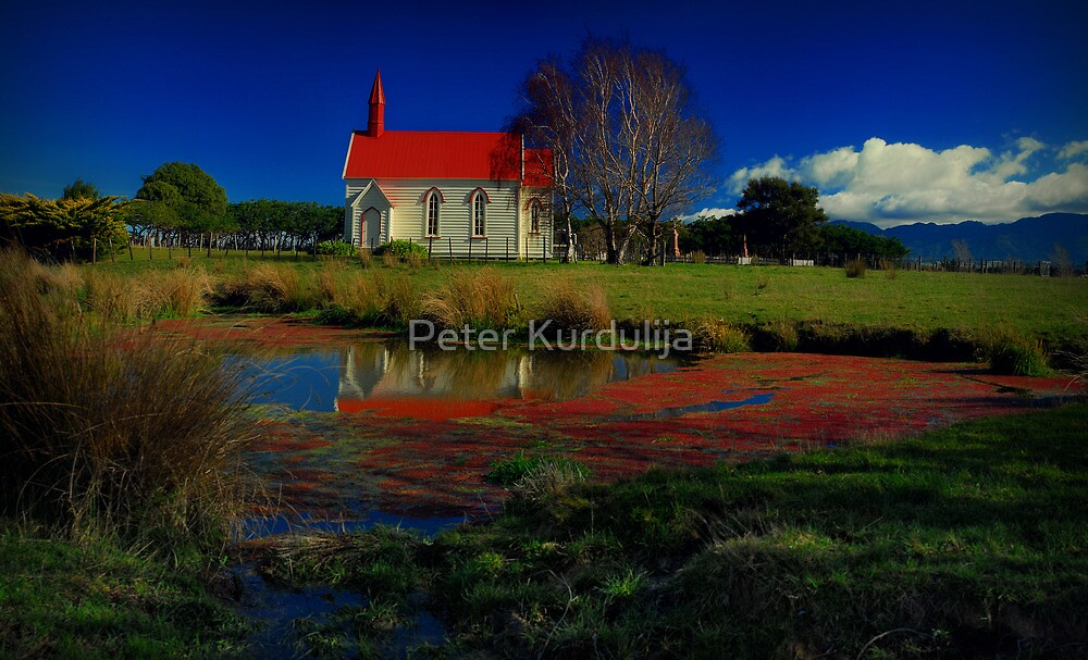 Point of Reflection by Peter Kurdulija