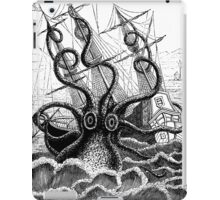 Attack of the Giant Octopus iPad Case/Skin
