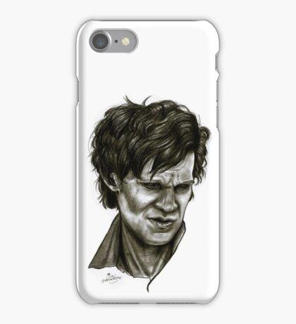 """Choices"" (Matt Smith/Doctor Who) iPhone Case/Skin"