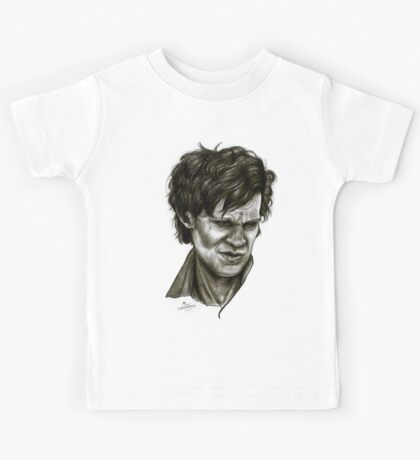"""Choices"" (Matt Smith/Doctor Who) Kids Tee"