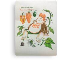 boys as plants (2) Canvas Print
