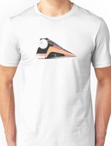 Retro Train Unisex T-Shirt
