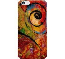 An Artist in Wonderland iPhone Case/Skin