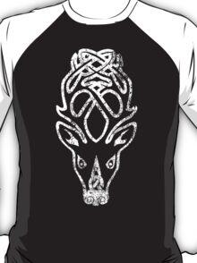 Skyrim Distressed Falkreath Logo T-Shirt