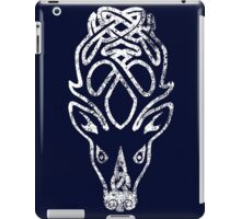 Skyrim Distressed Falkreath Logo iPad Case/Skin