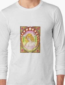 Art Nuveau ~ Spring Long Sleeve T-Shirt