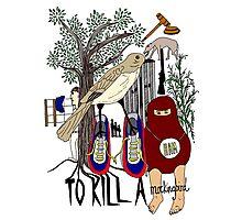 To Kill a Mockingbird (colour) Photographic Print