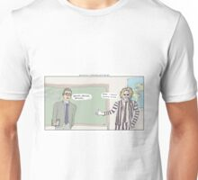Beetlejuice + Ferris Bueller's Day Off Unisex T-Shirt