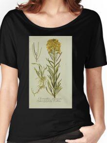 Plantarum Indigenarum et Exoticarum - Lukas Hochenleitter und Kompagnie 1788 - 435 Women's Relaxed Fit T-Shirt