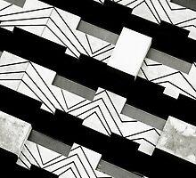 City Blocks by Karen Scrimes