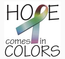 Hope comes in COLORS Kids Clothes
